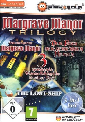 Margrave Manor Trilogy 3in1 Box