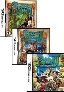 Etrian Odyssey Trilogy (US-Version)