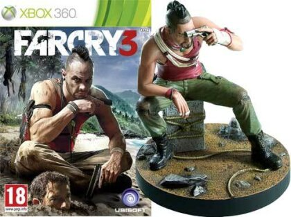 Far Cry 3 + Figur Vaas