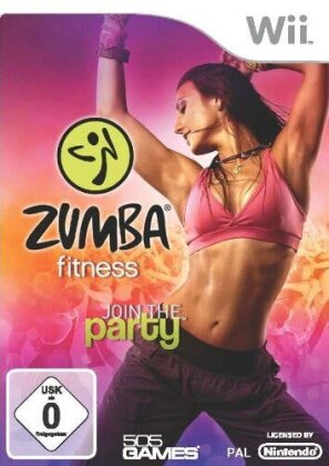 Zumba Fitness 1 (o. Gürtel) Join the Party