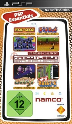 Namco Museum Battle Collection Essentials