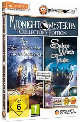 Midnight Mysteries 1+2 (Collector's Edition)