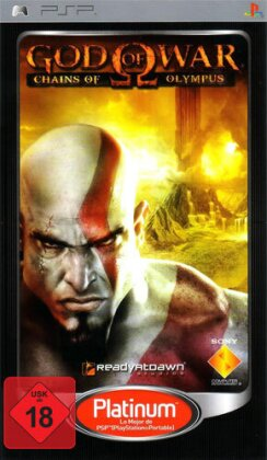 God of War: Chains of Olympus (Platinum Edition)