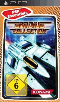 Gradius Collection Essentials