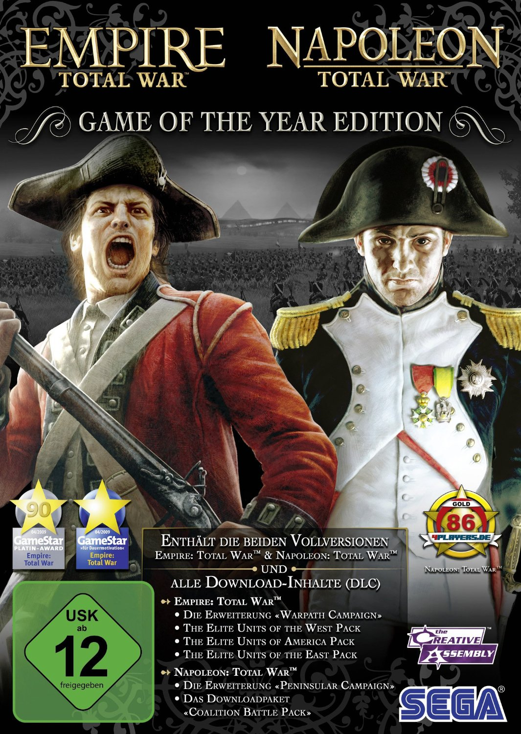 Bild Total War: Empire & Napoleon GOTY