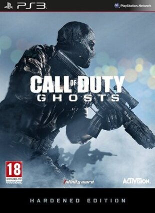 Call Of Duty 10: Ghosts (Hardened Edition)
