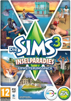 Die Sims 3 - Inselparadies [Add-On]