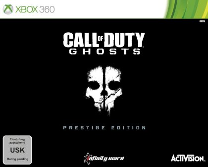 Call of Duty 10: Ghosts (Prestige Edition)