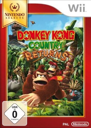 Donkey Kong Country Selects