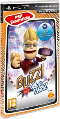 Buzz Quiz World Essentials