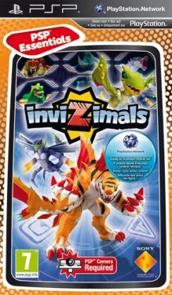 Invizimals Essentials