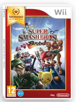 Nintendo Select: Super Smash Bros Brawl