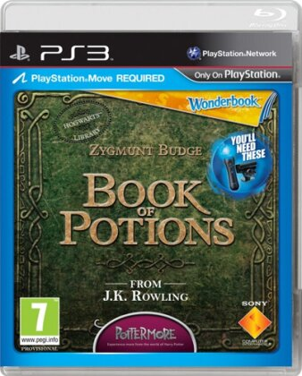 Book of Potions (Wonderbook and Move only)