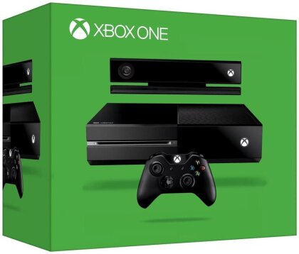 XBOX ONE Console & Kinect 500 GB