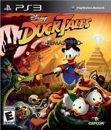 Ducktales Remastered (US-Version)