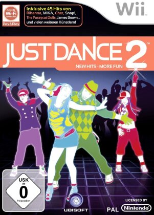 Just Dance 2 - New Hits More Fun