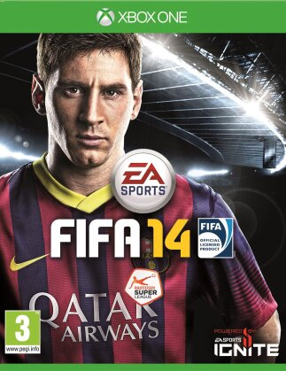FIFA 14 (GB-Version)