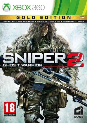 Sniper Ghost Warrior 2 (Gold Edition)