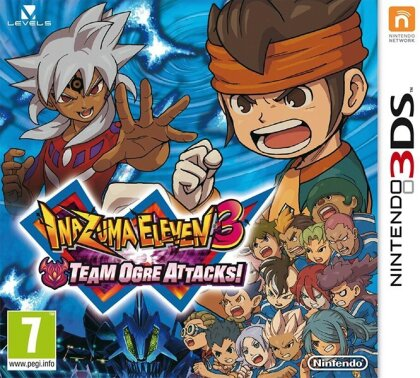 Inazuma Eleven 3 Ogre Attacks