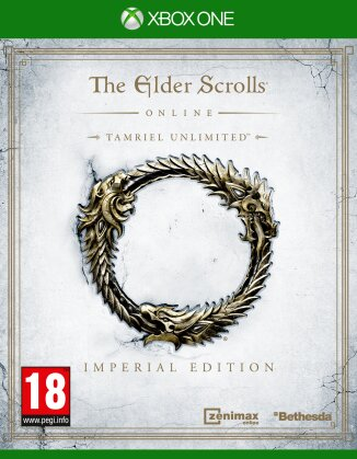 The Elder Scrolls Online: Tamriel Unlimited (Imperial Edition)