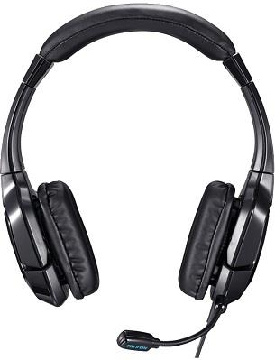 Kama Stereo Headset - black [PS4/PSVita/Wii U/Mobile]
