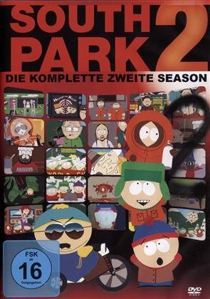 South Park - Staffel 2 (Repack 3 DVDs)