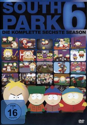 South Park - Staffel 6 (Repack 3 DVDs)