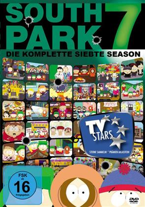 South Park - Staffel 7 (Repack 3 DVDs)