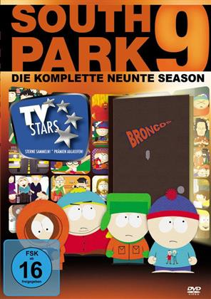 South Park - Staffel 9 (Repack 3 DVDs)