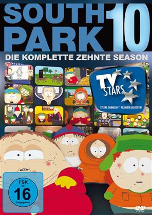 South Park - Staffel 10 (Repack 3 DVDs)