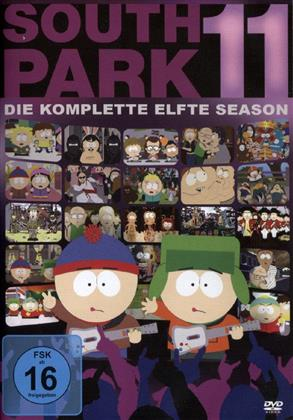 South Park - Staffel 11 (Repack 3 DVDs)
