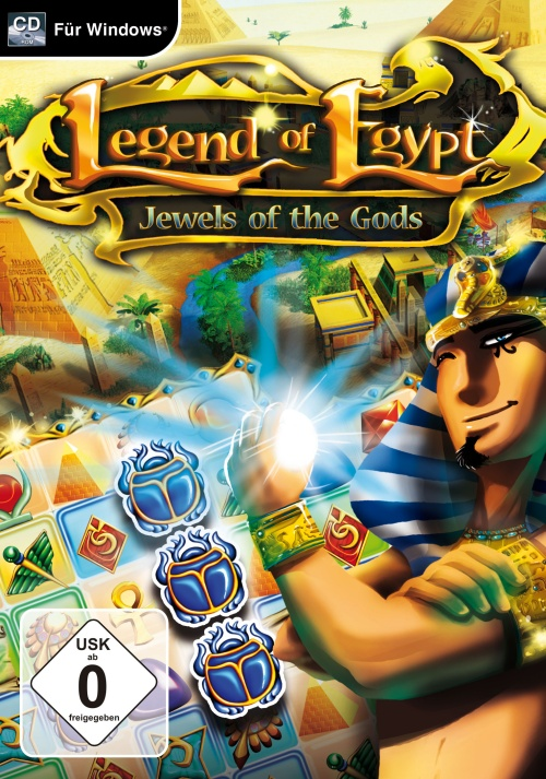 Bild Legend of Egypt - Jewels of the Gods