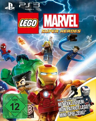 Lego Marvel Super Heroes (Special Edition)