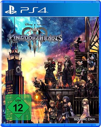 Kingdom Hearts III (German Edition)