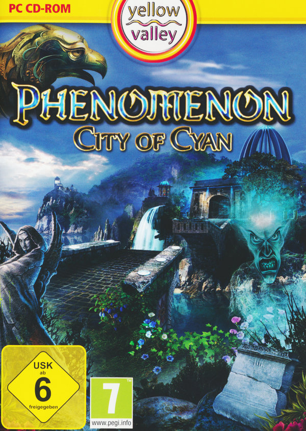 Bild Phenomenon - City of Cyan