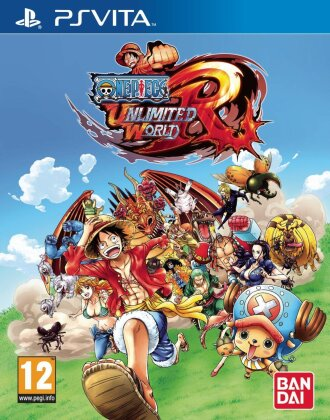 One Piece Unlimited World Red (Day One Edition, Strohhut-Edition)