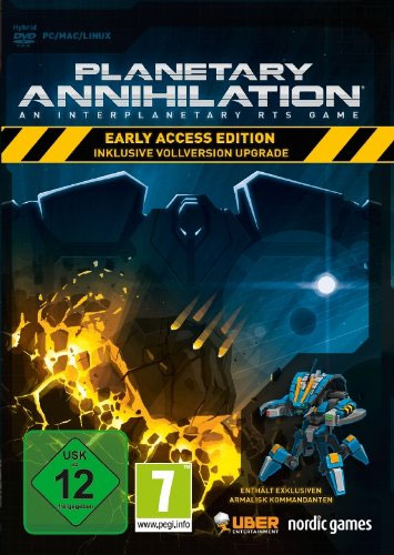 Bild Planetary Annihilation PC AT Early Access