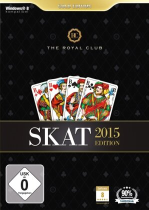 The Royal Club - Skat 2015 (Gold Edition)