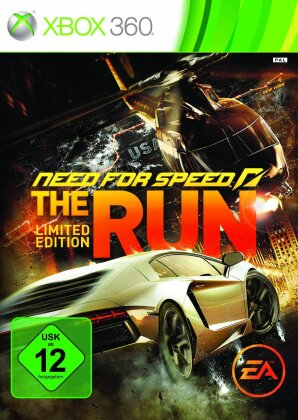 Need For Speed The Run - Limited Edtion