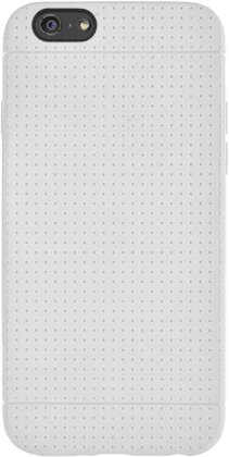 BB Micro perforated shell effect case white for iPhone 6 (4.7)