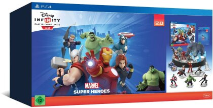 Disney Infinity 2.0 - Marvel Super Heroes (Collector's Edition)