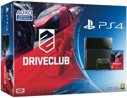Sony Playstation 4 500GB + DriveClub