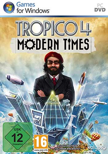 Bild Tropico 4 Modern Times