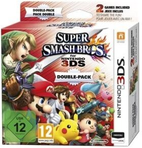 Super Smash Bros (Double Pack)