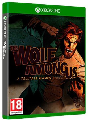 Wolf Among Us (GB-Version)