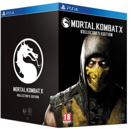 Mortal Kombat X (Kollector's Edition)