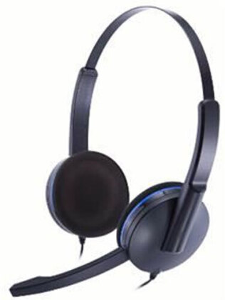 Stereo Gaming Headset - black