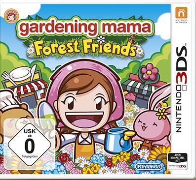 Gardening Mama 2 - Forest Friends (GB-Version)