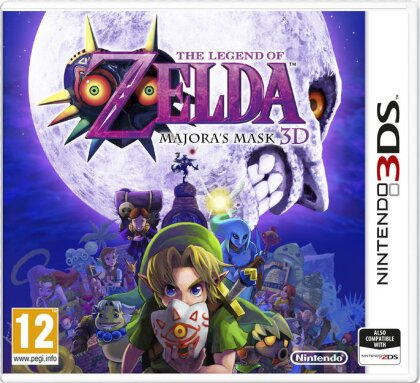 The Legend of Zelda - Majoras Mask