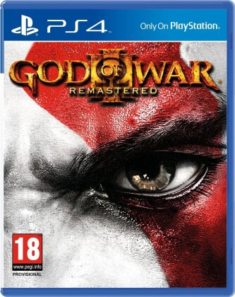 God of War 3 (Remastered)